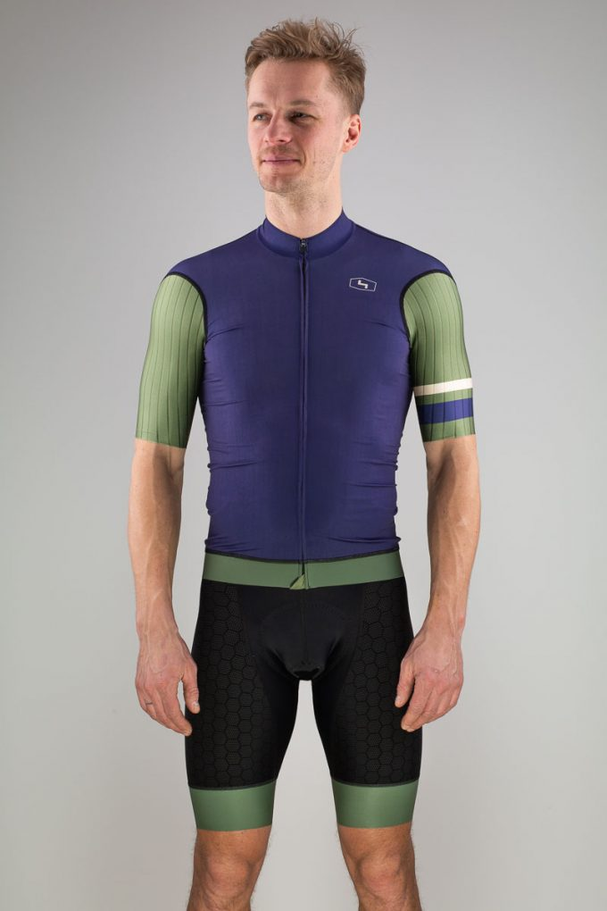 Evo Race Space Kicker men's cycling jersey