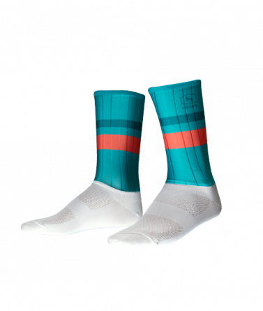 4CYCLISTS-Cycling-Socks-Prime-Salmon