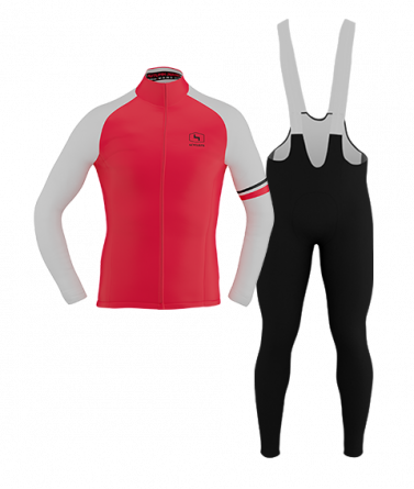 4CYCLISTS-Mens_Cycling-AboutZero-Kit-Red