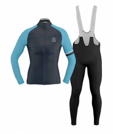4CYCLISTS-Womens_Cycling-Thermal-Kit-Navy-Blue