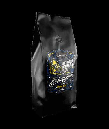 COFFEE4CYCLISTS-coffee-for-cyclists-cycling-1000g-Echappee-Medium-dark-Antioquia-Colombia
