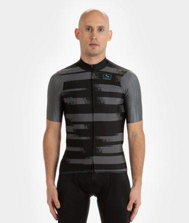 Cycling jersey mens 4cyclists evo race echelon grey