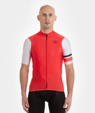 Cycling jersey mens 4cyclists evo race prime red
